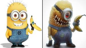 10 kids cartoon characters reimagined as monsters youtube