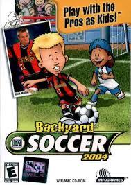 Backyard Football Free Triyae Com U003d Backyard Soccer Download Various Design Inspiration