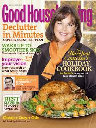 barefoot contessa s ina garten on the november cover of