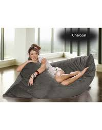 Bean Bag That Turns Into A Bed Omni Plus Suede Beanbag Quality Bean Bag Chairs From Sumo
