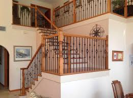 custom made and stock wood u0026 iron stair products and components by