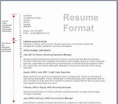 great resume formats formatting resume beautiful great resume formats best resume format