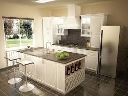 kitchen 3d model drawing cgtrader