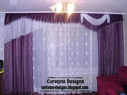 Purple Drapes Or Curtains White Curtains With Design Luxury Drapes Curtain Design For