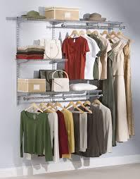Organizer Rubbermaid Closet Pantry Shelving Amazon Com Rubbermaid Configurations Closet Kits 3 6 Ft