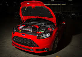 ford focus st aftermarket roush performance to sell focus st go fast parts stangtv