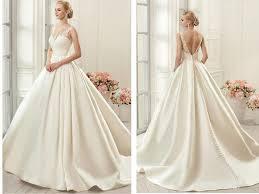 Simple Wedding Dresses The 25 Best Satin Wedding Gowns Ideas On Pinterest Lace Wedding