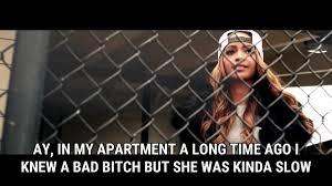 Bad Girls Lyrics Memories Back Then Ft B O B Kendrick Lamar Lyrics T I Song In