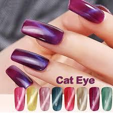perfect summer gel nail polish 3d magnetic charming cat eye effect