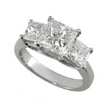 3 diamond rings princess cut diamond 3 ring anthony s jewelers 800 927