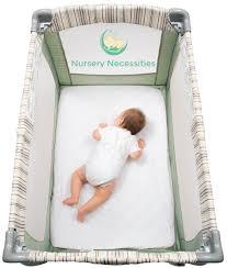 Memory Foam Mini Crib Mattress Crib Mattress In Pack N Play Curtain Ideas