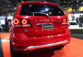 chicago 2014 dodge journey crossroad adds sporty flair the