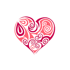 free valentine hearts clipart clipart collection click to save