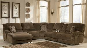 sofa sophisticated sectional sofa with recliner for sectional