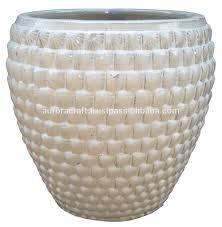 large glazed ceramic garden pots buy large ceramic flower pots