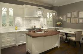 gray kitchen with white cabinets antique white cabinets with grey walls kutskokitchen