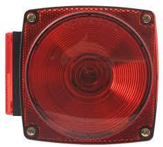 Blazer Trailer Lights Utility Trailer Light Wiring Diagram And Required Parts Etrailer Com