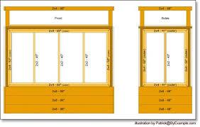 constructing raised garden beds u2014 byexample com