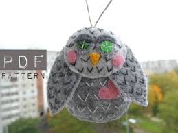25 unique owl sewing patterns ideas on owl sewing