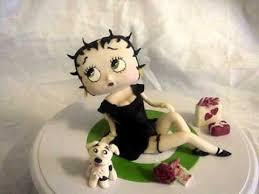 betty boop cake topper betty boop cake topper gumpaste cup n cakes gourmet