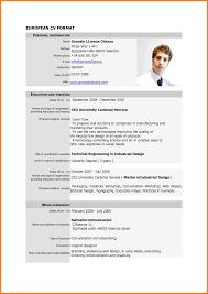 curriculum vitae templates pdf 7 curriculum vitae template pdf mail clerked