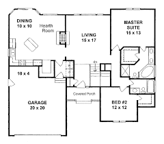 4 Bedroom Open Concept Floor Plans 1400 Square Foot House Plans Home Planning Ideas 2018