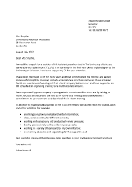 College Application Letter Uk Cover Letter Exles For Graduates Valuable Ideas College Cover