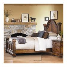 buy low price legacy classic furniture larkspur low poster panel