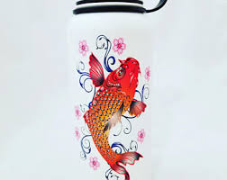 japanese koi design etsy