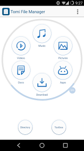 File Manager Title My New Default File Browser Tomi File Manager Androidguys