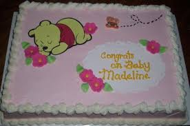 winnie the pooh baby shower cakes winnie the pooh baby shower cake cake by angie mellen cakesdecor