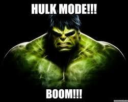 Hulk Smash Meme - mode