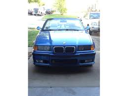 1998 bmw m3 estoril blue manual convertible no longer available