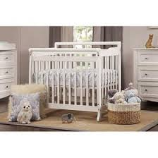 Davinci Emily Mini Crib White Davinci Emily Baby Nursery Furniture Collection