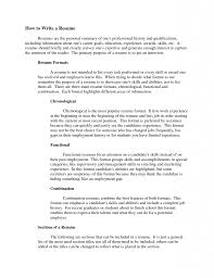 Best Resume Categories by Excellent Design How To Write Summary For Resume 7 How To Write A