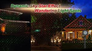 Remote Control Landscape Lighting by Ip65 Water Resistant Outdoor Remote Control Dynamic Red Green Sky