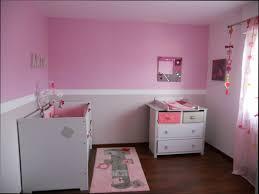 peinture chambre bébé fille décoration chambre bébé fille pas cher inspirations avec deco