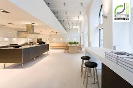 Kitchen Showroom Design Kitchen Showrooms Dinesen Bulthaup Showrooms Retail Design