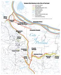Portland Flooding Map by Portland Watershed Report Cards The City Of Portland Oregon
