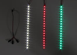 led light strip package for rc boats