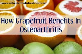 how grapefruit benefits in osteoarthritis updated natural