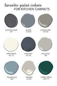 best paint colors for kitchen cabinets benjamin and loisfavorite paint colors for kitchen cabinets