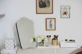 How To Organize A Vanity Table Creative Of Organize Vanity Table With Diy Furniture Ideas