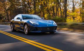 first ferrari price 2018 ferrari gtc4 lusso t first drive review car and driver