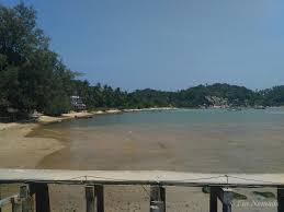 beach life on koh tao fin nomads