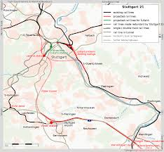 Ulm Germany Map by Stuttgart 21 Wikipedia