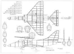 free rc plans douglas a 4 skyhawk plans aerofred download free model