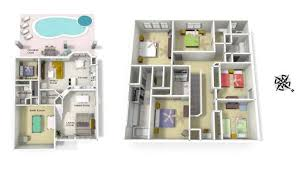 6 bedroom floor plans about villa by the castle a 6 bedroom vacation rental