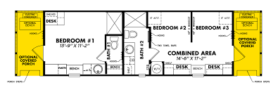 duplex floor plan tiny duplex model 1234 32a tinyhousedirect com