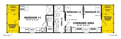 2 Bedroom Duplex Floor Plans by Tiny Duplex Model 1234 32a Tinyhousedirect Com